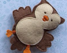 ⬇ PATTERN TUTORIAL owl soft toy