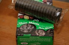 Girl Scout Thin Mints!