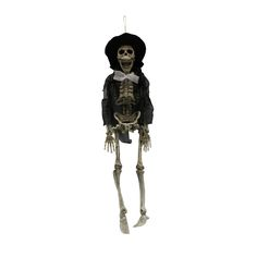 Check out Totally Ghoul Hanging Groom Skeleton Halloween Decoration - ShopYourWay