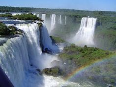 Iguacu National Park  State of Parana, Brazil