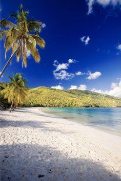 Morning Sunshine in Magens Bay, Saint Thomas #USVI #Caribbean
