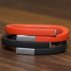 The Jawbone UP24.
