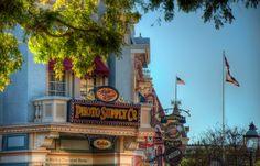 """Main Street Photo Supply Company"" Main Street #Disneyland from Kevin Crone at www.toursdepartingdaily.com - #toursdepartingdaily #disney"