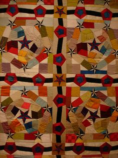 American Folk Art Museum - Women Only: Folk Art by Female Hands by christiNYCa, via Flickr