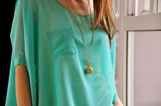 I'm no seamstress, but I can definitely sew this! DIY rectangle top.