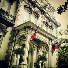 @Visit Savannah Georgia Bed and breakfast.