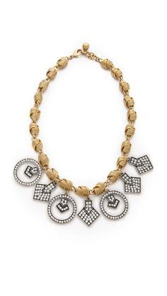 Lulu Frost Stardust Necklace