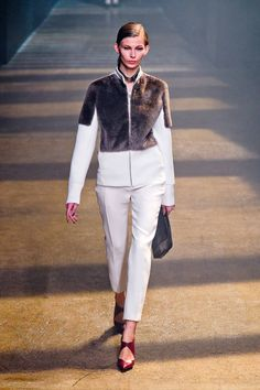 3.1 Phillip Lim Fall 2012 Runway - 3.1 Phillip Lim Ready-To-Wear Collection - ELLE