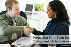 Preparing Your Teen for College and Job Interviews | HSLDA