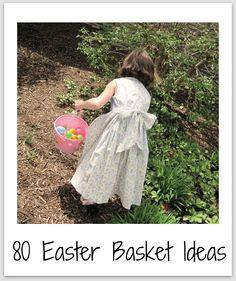80 Easter Basket Ideas