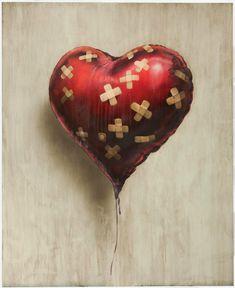Banksy, Heart Balloon