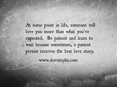 #love takes #patience