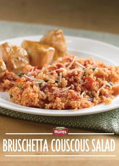 Spanishy Couscous Salad by Chow. A couscous salad with the Spanish ...