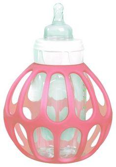 Ba Baby Bottle Holder - Pink...