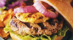 Teriyaki Chicken Burgers Recipe by Jamie Purviance