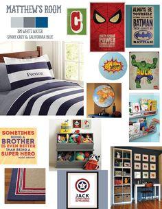 b17d655219a2e380470848421fdccc81.jpg 850×1,100 pixels boy bedrooms, super hero bedroom, big boy superhero room, themed rooms superhero, superhero idea, super hero room for boys, boy room