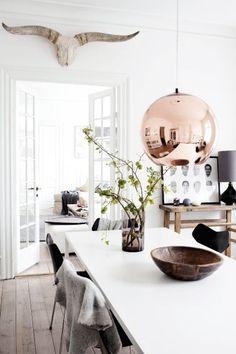 Simple White Interior