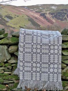 Welsh blanket.
