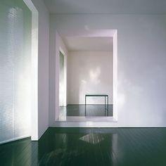 Van Royen Apartment by John Pawson