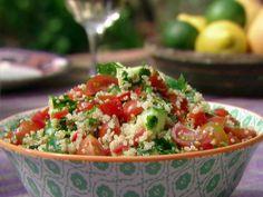 Quinoa Tabbouleh recipe from Aarti Sequeira.