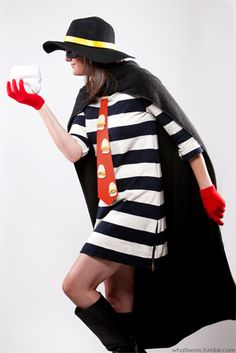 25 DIY Halloween Costumes for Mom