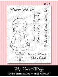 Pure Innocence Warm Wishes