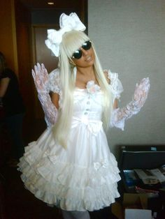 Lady Gaga in Loli?! I know, right?