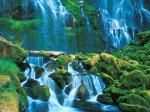 waterfalls, fall pictures, nature, blue, wall murals, desktop backgrounds, beauty, desktop wallpapers, fall photos