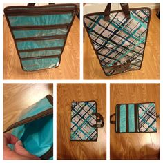 Uptown Jewelry Bag! Love it!