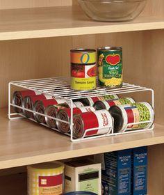 Can Dispenser Shelf