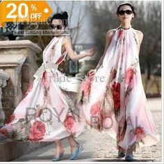 New 2013 Bohemian Fashion Women Dress Hot Maxi Casual Dresses1 | Buy Wholesale On Line Direct from China