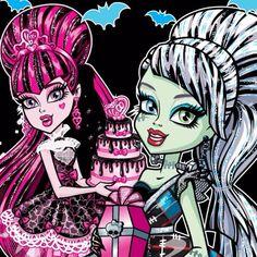 Draculaura Sweet 1600 Coloring Pages BestSellerBookDB