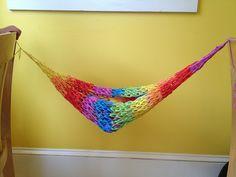 Knit Toy Hammock RnD on Pinterest Stitches, Crochet Toys ...