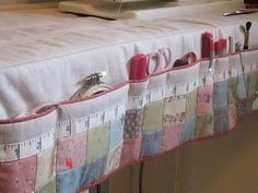 Sewing Machine Mat with PocketsI