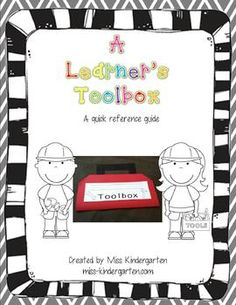 A Learner's Toolbox