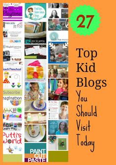 Some really awesome blogs with inspiring kid related content for parents