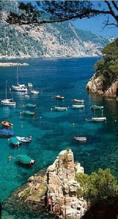 Island of Mallorca, Spain