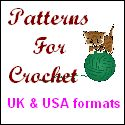 http://www.patternsforcrochet.co.uk  #patternsforcrochet #freecrochetpatterns