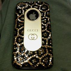 Gucci phone case <3