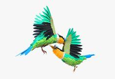 Paper Wildlife by Diana Beltran Herrera