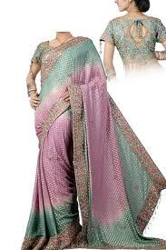 Teamed with the right blouse, sarees can make you glamorous and influential at the same time blous