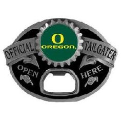 Collegiate Buckle - Oregon Ducks