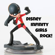 Girl Power! 8 Disney Infinity Heroes to Inspire Your Daughter