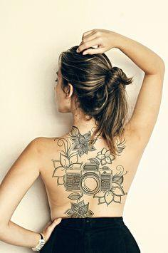 Tattoo Camera | Flickr: partage de photos!