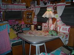 "Nancy's Vintage Trailers-""Lucy"""