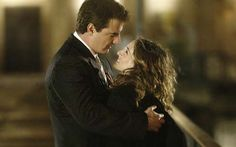 Mr. Big and Carrie.