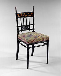 Chair  Herter Brothers  (1864–1906)    Metropolitan Museum of Art