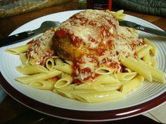 Slow Cooker Garlic Parmesan Chicken