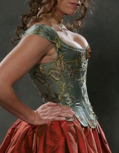 wonderful corset!  I'm going to attempt this one day!