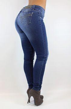 Maripily Skinny Jeans  Shop Now > www.pompisstore.com